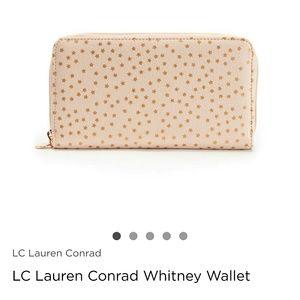LC Lauren conrad whitney wallet